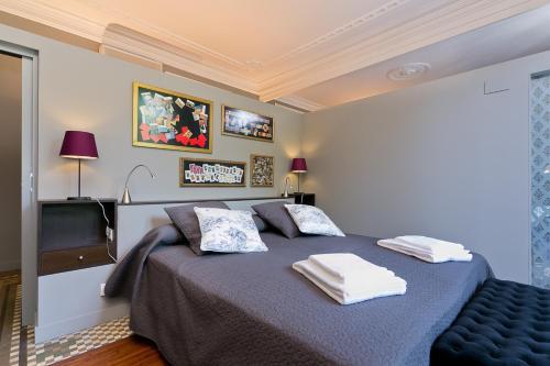 Bcn Paseo De Gracia Rocamora Apartment photo 33