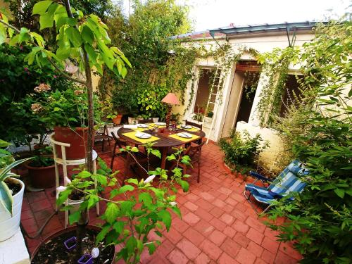 Maison d'une chambre a Montreuil avec jardin clos et WiFi - Location saisonnière - Montreuil