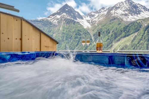 . Hotel Burgstein - alpin & lifestyle