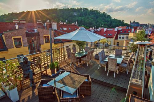 Accommodation in Praha