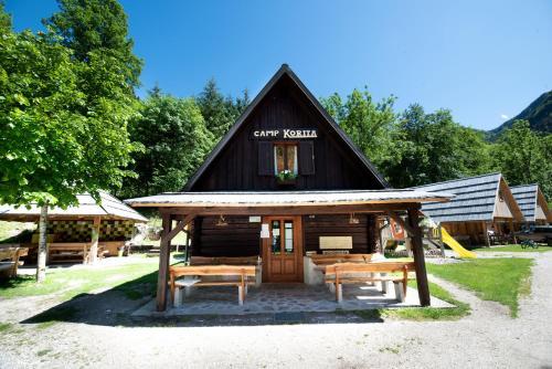 Camp Korita - Soča