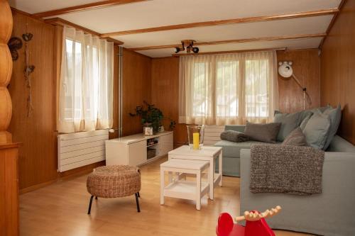 Herzliche Ferienwohnung für Familien - Apartment - Unteriberg