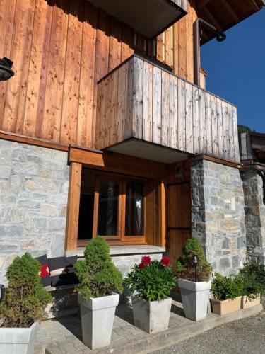 Chalet 4M Les Carroz et son Spa - Hotel - Les Carroz