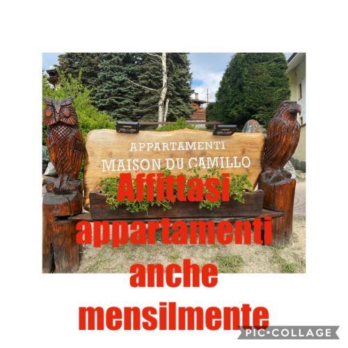Maison du Camillo Sauze d'Oulx
