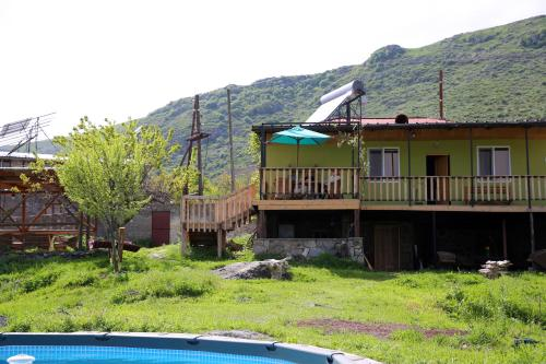Wings of Tatev Private Villa