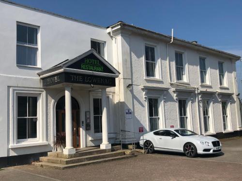 Lowenac Hotel, Camborne, Cornwall