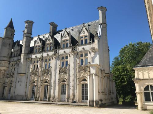 maison avec vue sur le chateau - Location saisonnière - Orléans