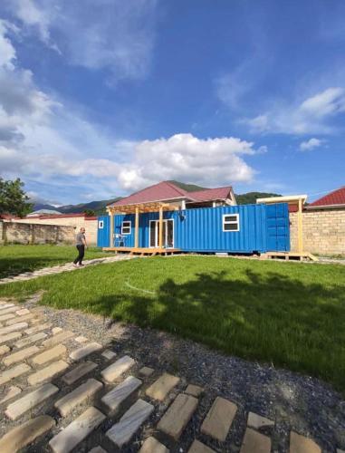Super Cozy Container Home