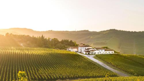 Borgo Conde Wine Resort - Hotel - Fiumana