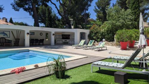 Villa Serena - Chambre d'hôtes - La Ciotat