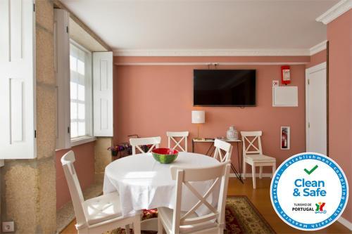 Oporto Centre Clean & Cozy Apt 1