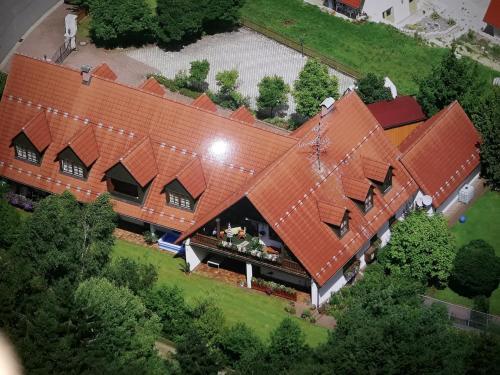 Ferienwohnung/ Ferienresidenze Manuela - Apartment - Obertrubach