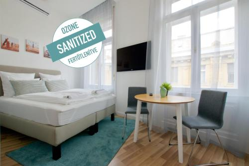 Standard Apartment by Hi5 - Anker 1, Pension in Budapest