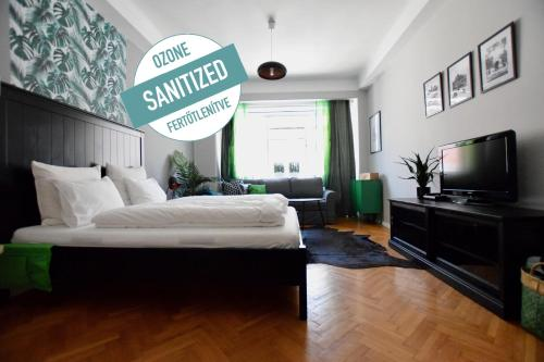 Standard Apartment by Hi5 - Régiposta 13, Pension in Budapest
