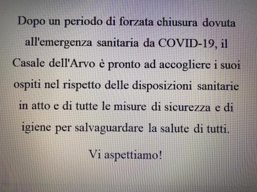 Casale dell'Arvo - Accommodation - Lorica