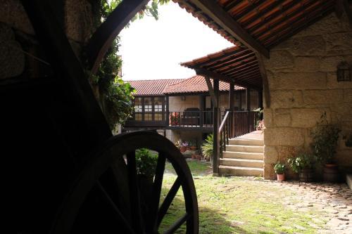Casa Aido Santo, Oliveira de Frades