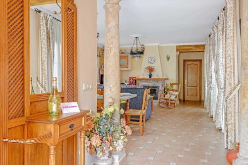 Accommodation in Frigiliana