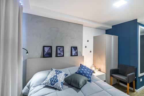 Studio Novo e Confortável - Centro da Cidade - AYN006