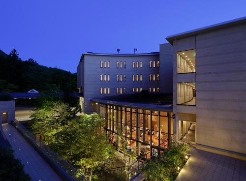 箱根凱悅Spa度假酒店
