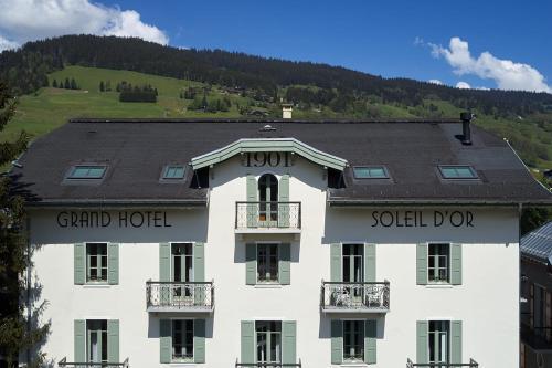 . Grand Hotel Soleil d'Or