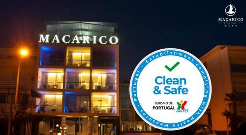 Macarico Beach Hotel Praia de Mira