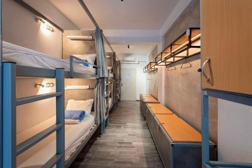 Bedbox Hostel, Pension in Athen
