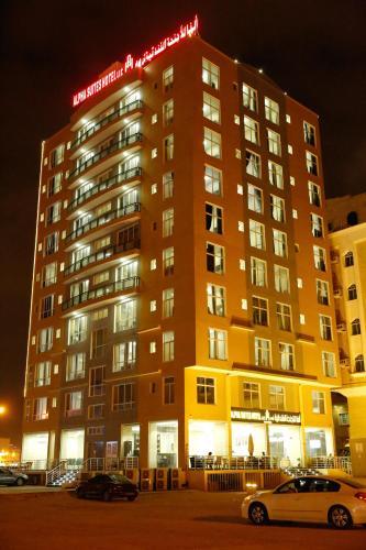 . Alpha Suites Hotel