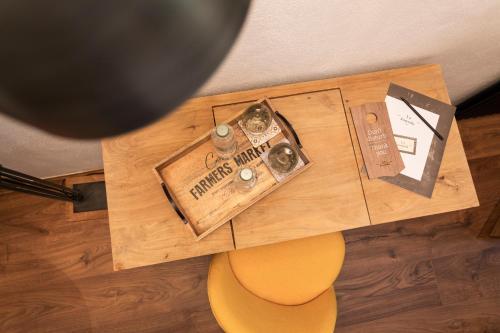 Habitación Doble Deluxe con bañera Hotel Mas la Ferreria 6