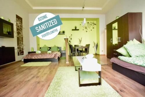 Standard Apartment by Hi5 - Fehérhajó in Budapest