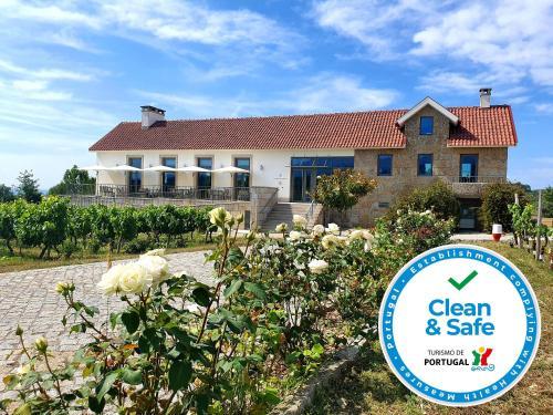 . Madre De Água Hotel Rural de Charme
