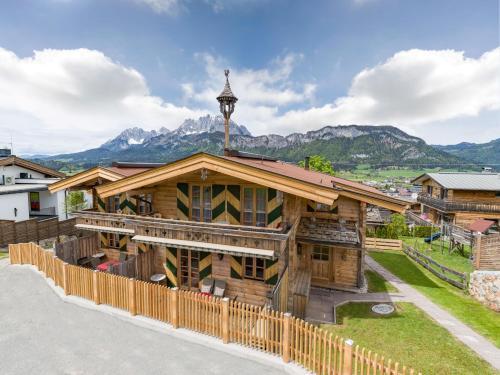 Chalets Berglehen - St Johann in Tirol
