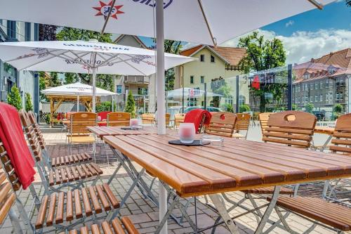 . Hotel Stadt Mühlhausen