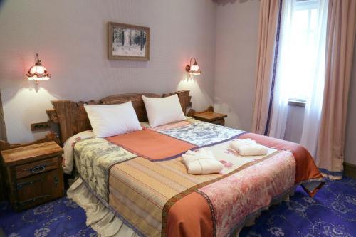 Siberia - Hotel - Estosadok