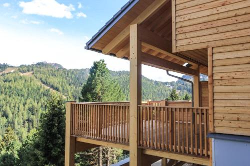 Chalet Sunnseitn - auf der Turracher Höhe - Apartment - Turracherhöhe