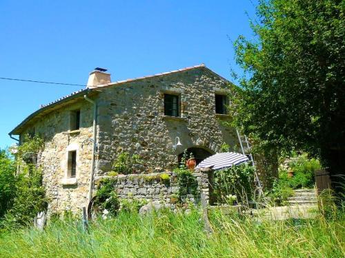 Maison de 4 chambres a Vesc avec terrasse amenagee et WiFi - Location saisonnière - Vesc