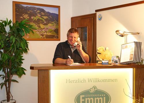 Gästehaus Emmi - Kleinarl