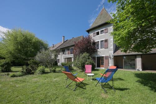 SavoieLac - Villa de Sales - Accommodation - Saint-Jorioz