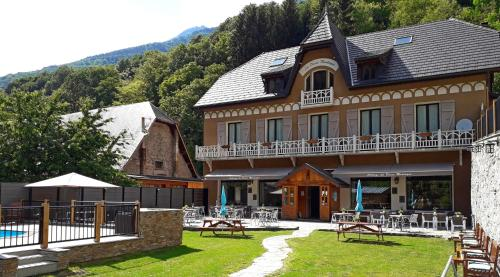 Accommodation in Allemont
