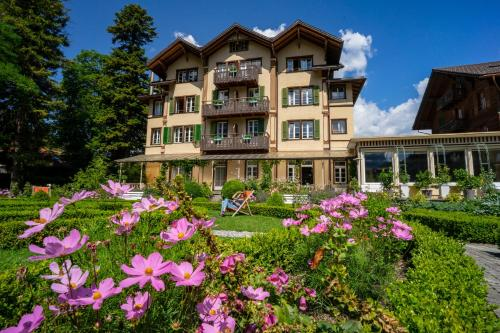 Alpenrose Hotel and Gardens - Wilderswil bei Interlaken