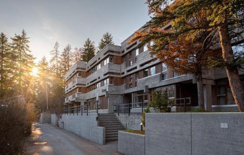 Sport Resort Fiesch, Garni Goneri - Accommodation - Fiesch