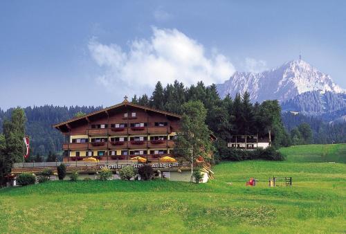 Hotel-Gasthof zur Schönen Aussicht St. Johann i. Tirol