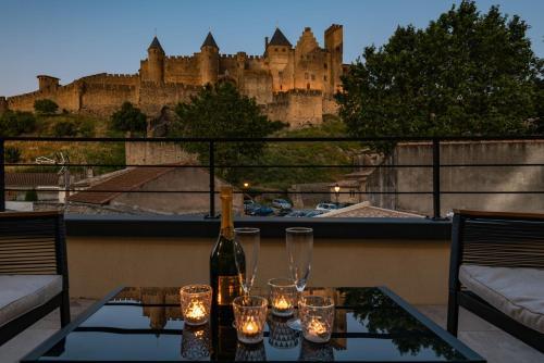 Le Loft de La Tour Pinte - Location saisonnière - Carcassonne