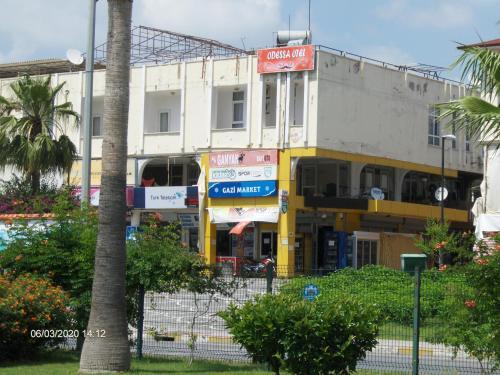 Odessa Otel Avsallar - Accommodation