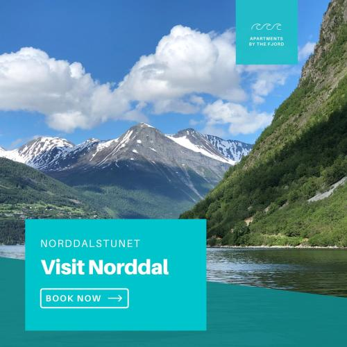 Norway Holiday Apartments - Norddalstunet