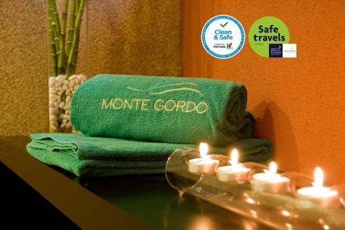 Monte Gordo Hotel Apartamentos AND Spa, Vila Real de Santo António