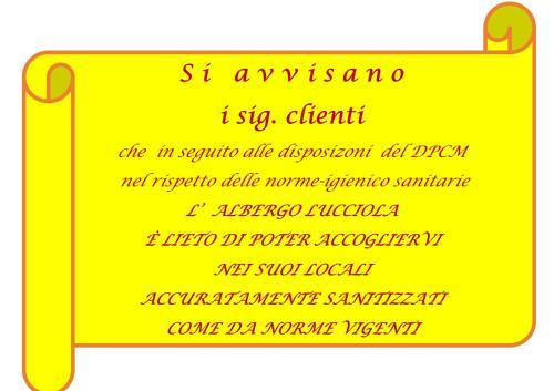 La Lucciola Albergo Ristorante - Hotel - Tagliacozzo