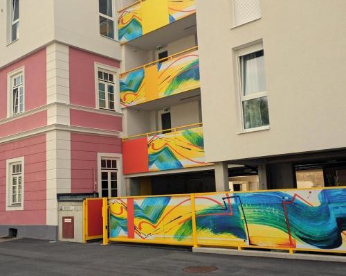 108 Messe Apartment Alexandria, Pension in Klagenfurt bei Krumpendorf am Wörthersee