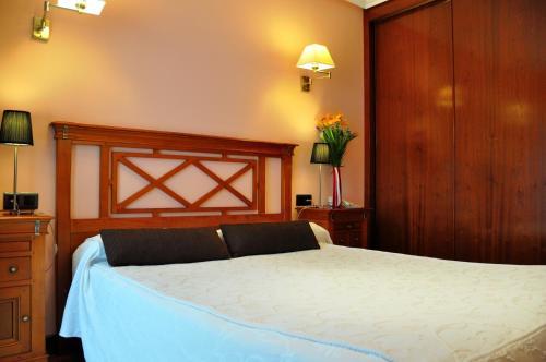 Habitación Doble Hotel Puerta Del Oriente 66