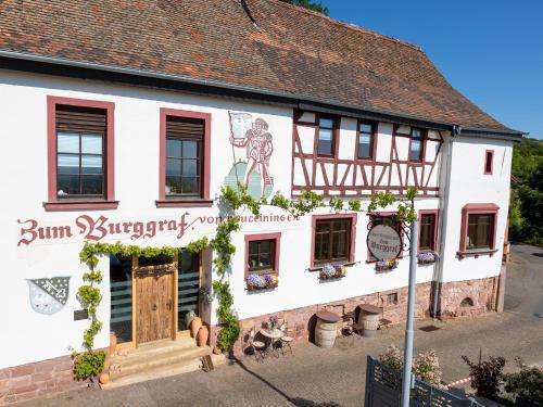 . Hotel Restaurant Zum Burggraf