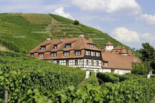 Schloss Neuweier - Hotel - Baden-Baden